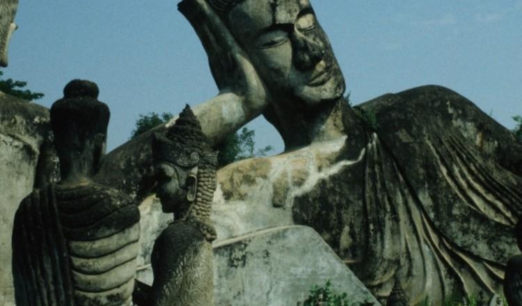 Buddha Park, Nong Khai, Thailand
